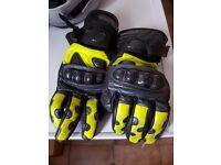 Buffalo motor bike gloves xl