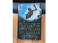 Neil Gaiman - The Ocean at the End of the Lane (Book)