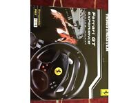 Racing wheel set PS3