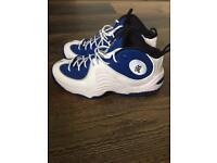 Nike Air Max Penny 2 retro basketball shoe - size UK 8 - price £40
