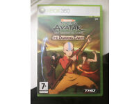 Avatar The Legend Of Aanng The Burning Earth Xbox 360 Game