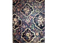 Luxury Axminister Carpet 12 ft * 10 ft