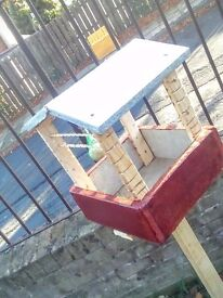Bird boxes from£10 collection only Dromore tel 075993172365