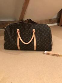 Louis Vuitton holdall