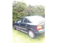 Vauxhall Astra cheap