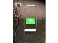 small green ladder