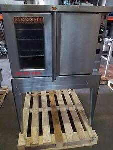 BLodgett Four a Convection au GAZ Bakery Oven GAS