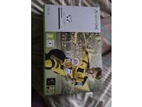 X BOX ONE S WITH FIFA 17 1TB