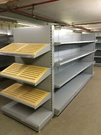 Retail Shop Shelving