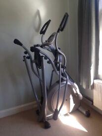 Vision Fitness X6200 Folding Elliptical cross trainer