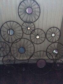Geo Circle Wall Art