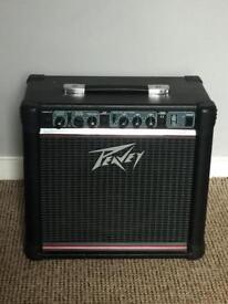 Peavey rage 158 guitar amp