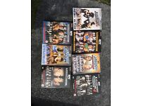 UFC Ultimate Fighter DVD's