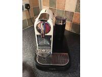 Nespresso Magimax Coffee Machine and nespresso pod holder