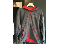 Medium lightweight berghaus jacket £30