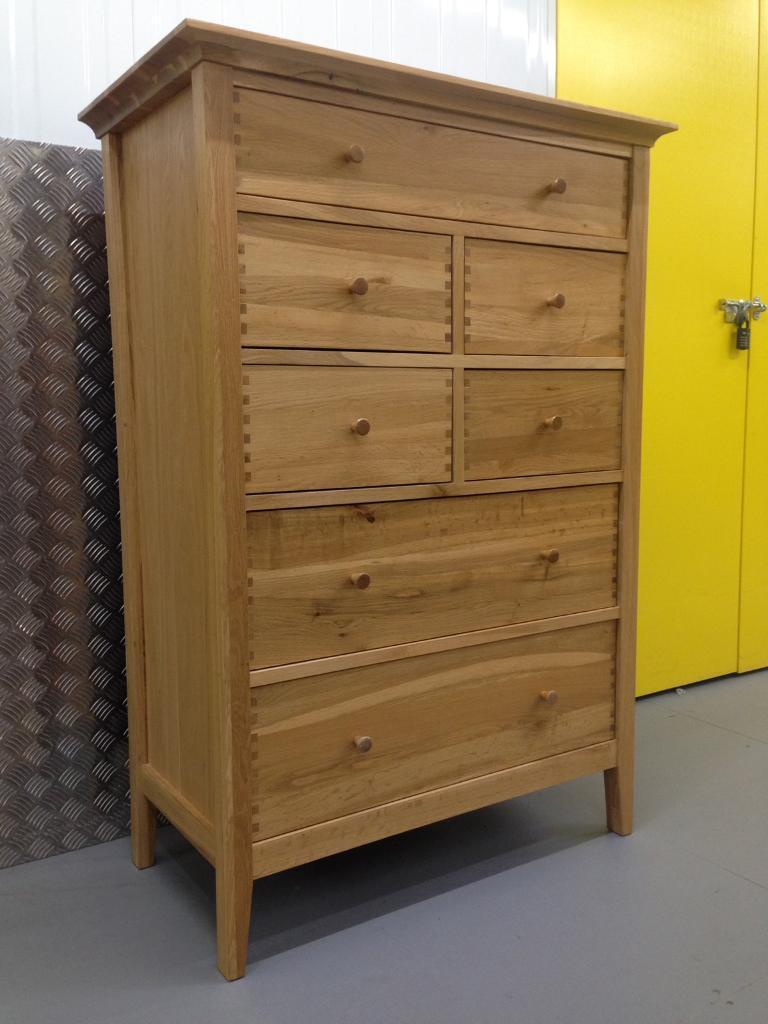 John Lewis Essence Solid Oak Chest Of Drawers Dresser Sideboard Ashley Habitat Loaf Oka Lombok
