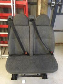 van / bus seats