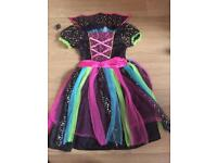 Halloween dressing up outfits witch age 9-10