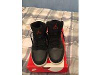 Nike Air Jordan Retro 1 size 4.5