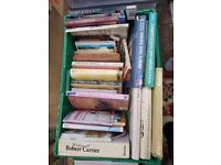 I have a huge collection of cookery books for sale which i would love to sell as a job lot.