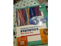 Introduction to the Practice of Statistic