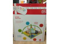 Chad valley baby play mat, gym, activity center & toy