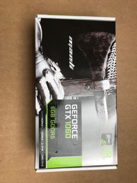 NVIDIA GeForce GTX 1060 6GB Graphics card - used | in Portsmouth, Hampshire  | Gumtree