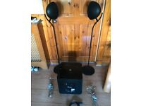 KEF 301's x 2 With KEF Stands