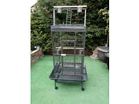 Play Top Parrot Cage