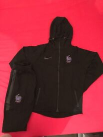 Nike FFF Tracksuit Black Mens Brand New
