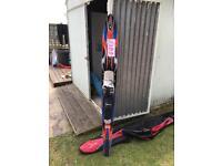 "HO charger power v slalom waterski ""69"" wide ski"