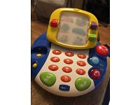 Chicco music/talking play phone