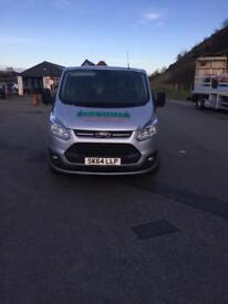 Ford transit custom trend 125 like new NO VAT