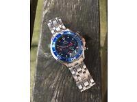 Omega seamaster automatic diver chrono