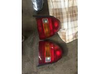 honda civic ek4/ej9/ek3 vti pre-facelift rear lights 96-98