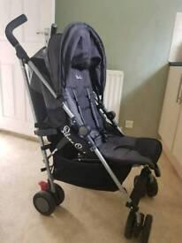 Silver cross pop stroller