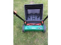 Qualcast push lawn mower