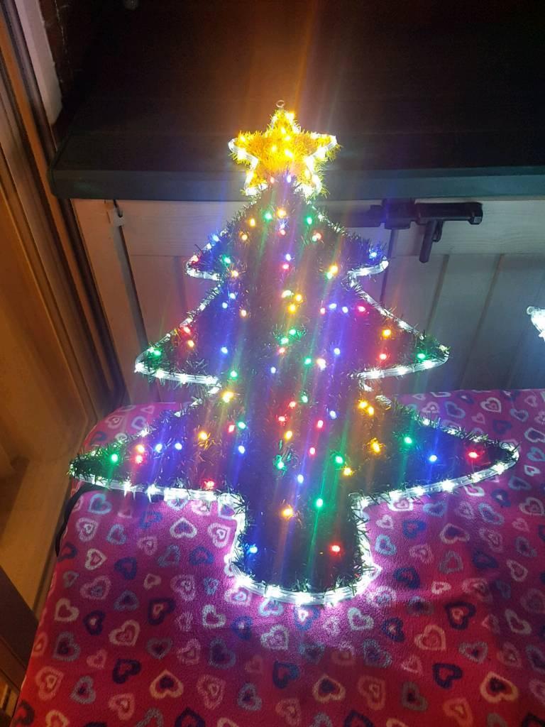 Outside Christmas Lights.Brand New Outside Christmas Lights In Manchester Gumtree