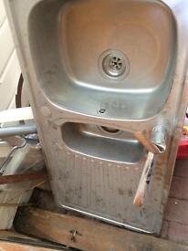 Double basin Sink
