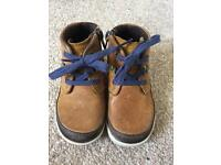Clarks Boys First Shoes size 6F