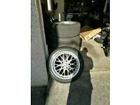 "BMW E39 5 Series 17"" BBS"