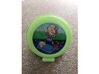 Kid Sleep Globe trotter trainer clock