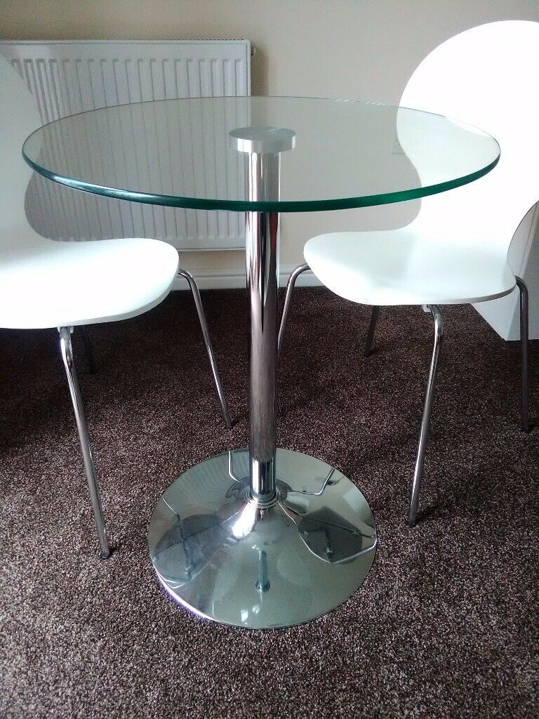 Brand New Gl Bistro Table Chairs In Warrington Cheshire Gumtree