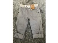 2-3years grey combat trousers