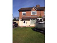 3 bedroom house to rent in Antrim