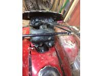 Honda fourtrax 125