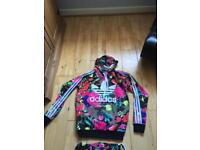 Women's Adidas Tracksuit Brand New