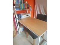 *Excellent desk and bookshelves for sale*