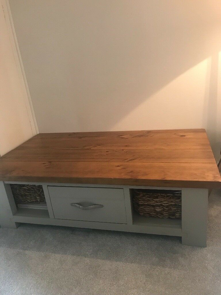 Groovy Next Hartford Painted Coffee Table In Kings Lynn Norfolk Gumtree Machost Co Dining Chair Design Ideas Machostcouk
