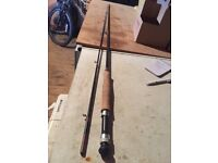 """Fly fishing rod - carbon 8' 7"""""""
